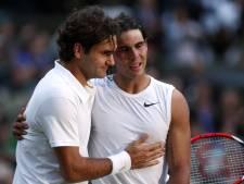 De mooiste tennisrivaliteit begon exact 16 jaar geleden
