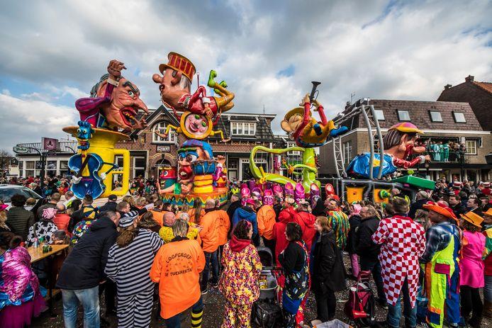 Carnavalsoptocht Losser