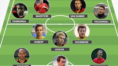 In navolging van Legear en Pocognoli: ons elftal ex-Rode Duivels die nog in de lagere klassen van het Belgische voetbal actief zijn