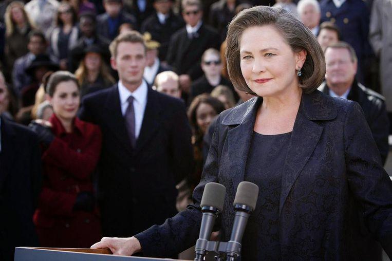 President Allison Taylor (Cherry Jones) uit 24 (seizoen 7 en 8) Beeld