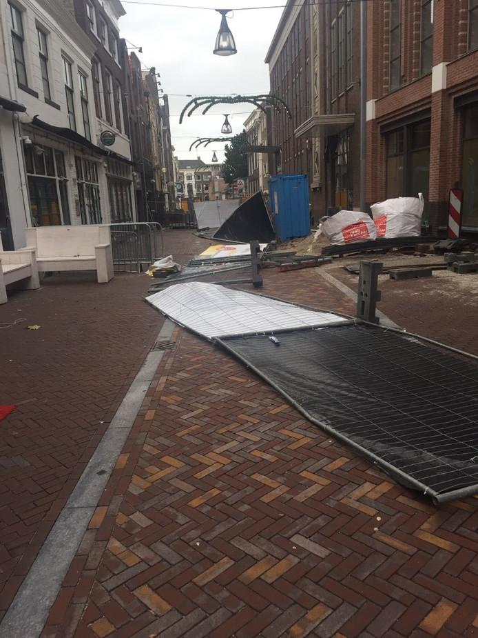 De Voorstraat in Zwolle. Foto: Jorick Kleiman