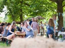 Extra vermaak tijdens lustrumeditie van Food Festival in Haaren