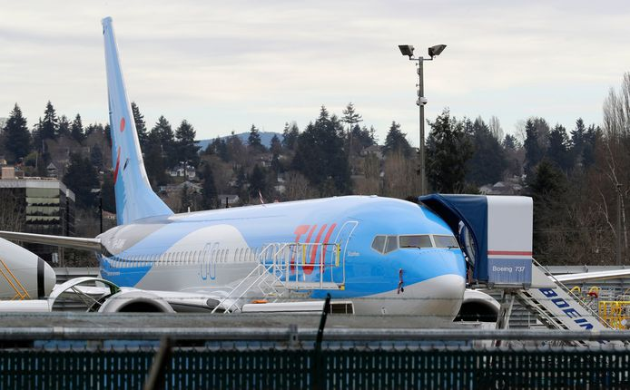 De Boeing 737 MAX-toestellen moeten in ons land nog zeker tot eind dit jaar aan de grond blijven.