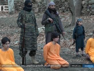 Islamitische Staat gebruikt kinderen voor executies in Afghanistan