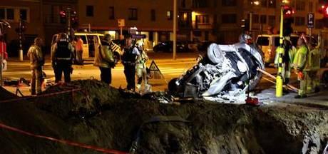 Bestuurder crasht met 160 kilometer per uur met 5 minderjarigen in auto