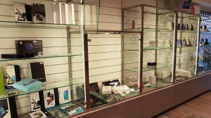 VIDEO. Ramkrakers moeten voor 25.000 euro aan spullen achterlaten in Hoogstraten