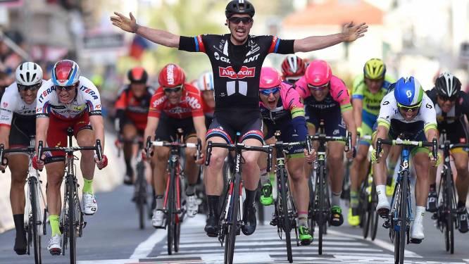 Degenkolb vierde op UCI WorldTour Ranking na zege Milaan-Sanremo