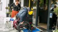 Eeklo wil handelaars warm maken voor 'bellend vlak': ook rolstoelgebruikers kunnen zo vlot winkel en horeca binnen