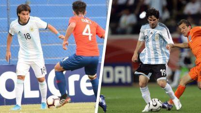 Weer een nieuwe Messi? De ongelofelijke druk op Luka Romero, met z'n 15 de jongste debutant ooit in La Liga