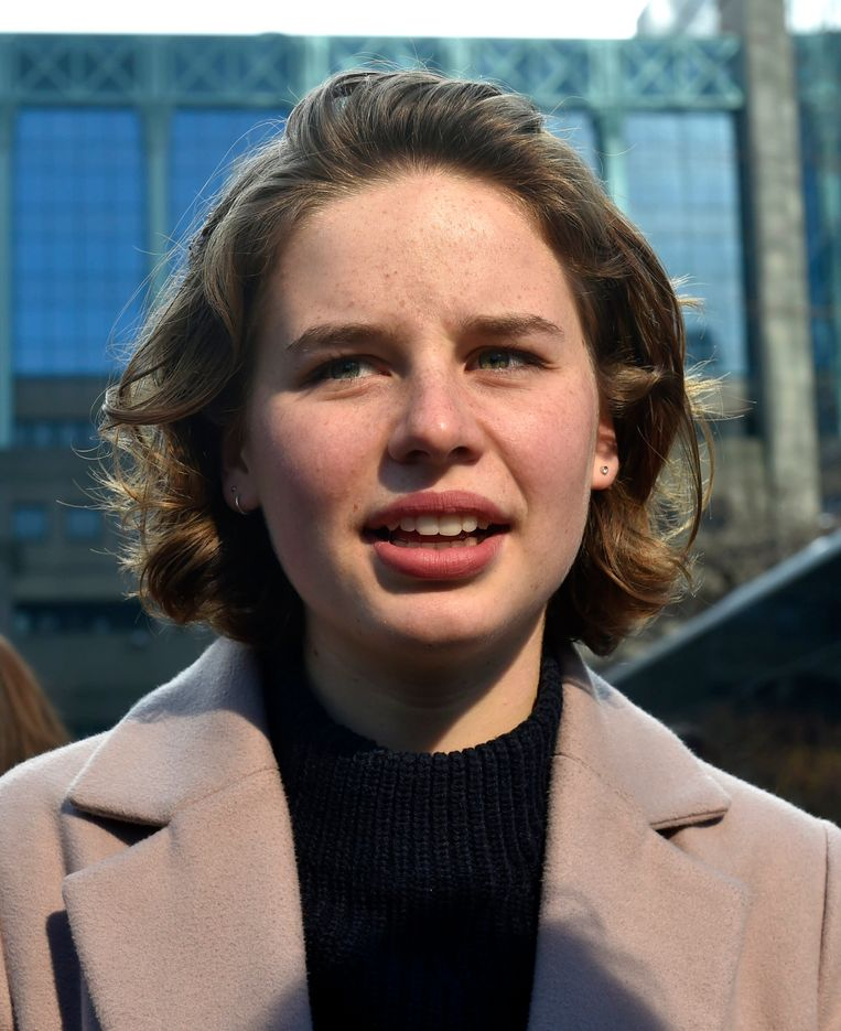 Anuna De Wever.