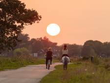 Rook van bosbranden in westen VS zorgt voor kleurrijke luchten in Nederland