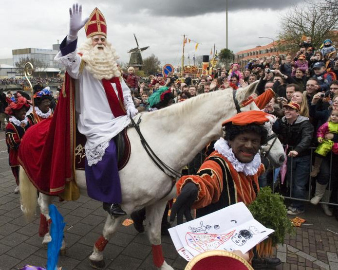 In 2010 vond de landelijke Sinterklaasintocht ook plaats in Harderwijk