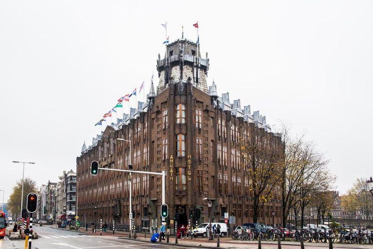 Amrath Hotel, Prins Hendrikkade 108 Beeld Carly Wollaert