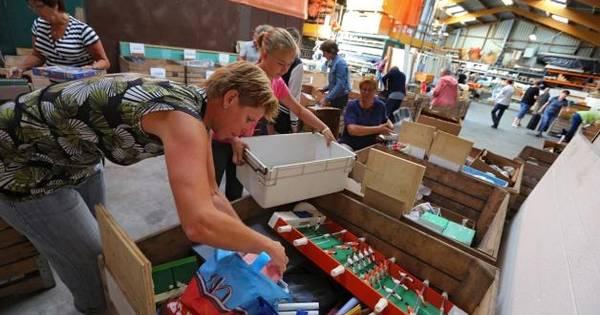 Wadenoijen werkt aan rommelmarkt | Rivierenland ...