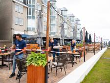 Bedrijfsleider betrapt inbreker 's nachts in zijn restaurant op Waalkade