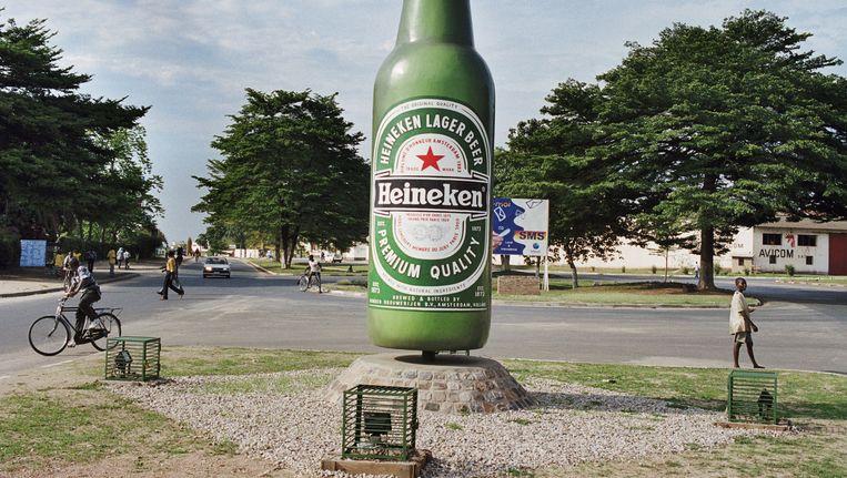 Heineken schuift geen bier uit goedertierenheid, maar om onder de streep iets substantieels over te houden. Beeld Hollandse Hoogte