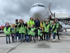 Eindhoven Airport vangt 'eigen' kinderen op tijdens lerarenstaking