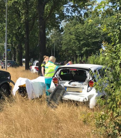 Twee gewonden bij ongeluk op N65 bij Biezenmortel
