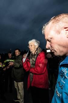 En masse naar huisadres milieustrijder Vollenbroek 'is niet intimiderend', vinden Achterhoekse boeren