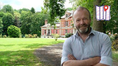 """De warmste vakantieplek van Vlaanderen, met comedian Steven Goegebeur: """"Genieten van wandelingen in kasteeldomein Hof Ter Laken"""""""