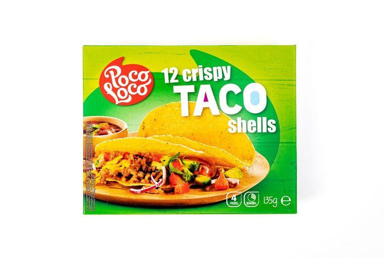 Poco Loco Crispy Taco Shells