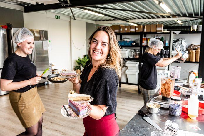 Joy Huikeshove van Healthy and Joy en Piece of Joy