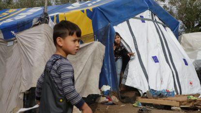 """""""Omstandigheden waarin migranten in Griekenland vastzitten onmenselijk"""""""