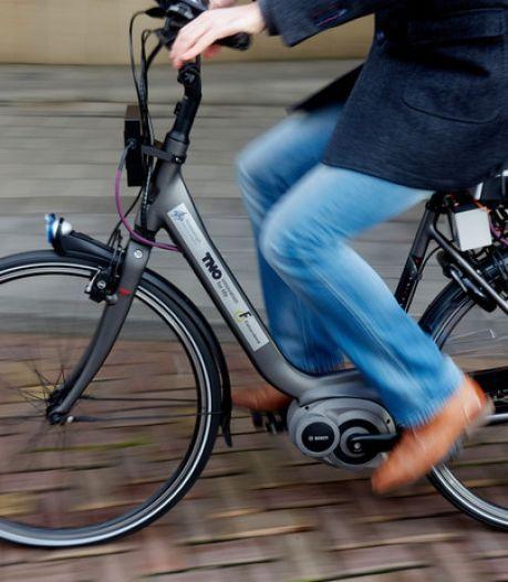 E-bike het meest nuttig voor inwoners Berkenwoude