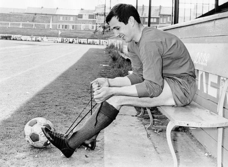 James Storme in mei 1965.