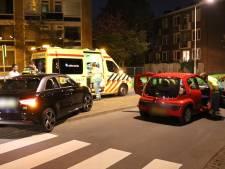 Man gewond bij aanrijding op Monseigneur van Steelaan