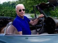 Grand amateur de vitesse, Joe Biden devra faire une croix sur sa Chevrolet Corvette