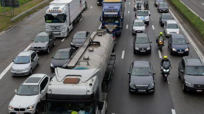 Rijweg vrijgemaakt na zwaar ongeval op Brusselse binnenring