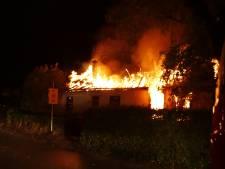 Oorzaak van verwoestende brand in woonhuis Velp blijft onduidelijk