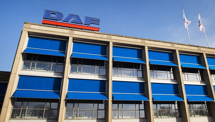 Het hoofdkantoor van DAF.
