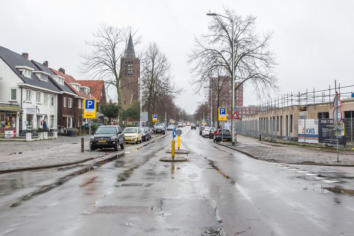De Heezerweg in Eindhoven.