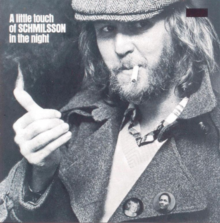 Harry Nilsson - A Little Touch Of Schmilsson In The Night. Beeld null