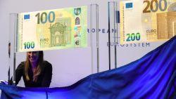 Zo zien de nieuwe briefjes van 100 en 200 euro eruit