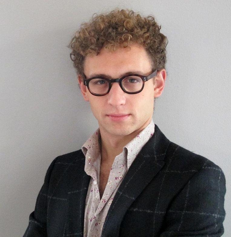Geerten Waling is verbonden als onderzoeker en docent aan Universiteit Leiden. Beeld