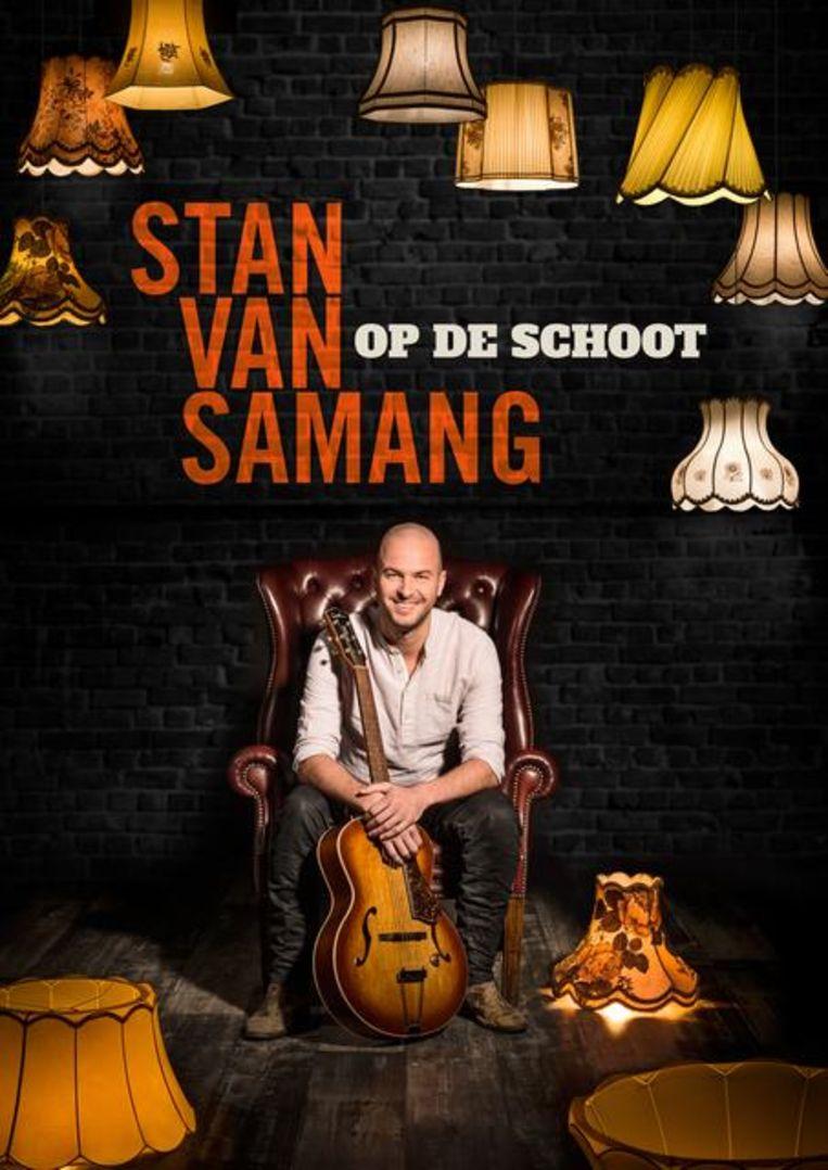 Stan Van Samang bijt de spits af bij CC De Abdij.