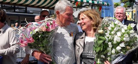 Lintje voor Cor Muller, sportman pur sang uit Burgh-Haamstede