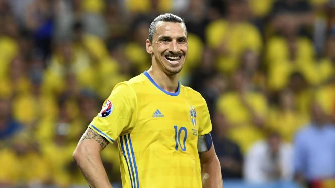 Zlatan opnieuw international? Ibrahimovic ontmoet Zweedse bondscoach met oog op terugkeer