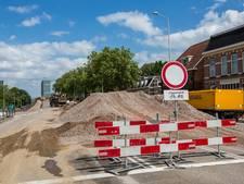 Afsluiting Graafseweg zorgt voor drukte op Sint Annastraat