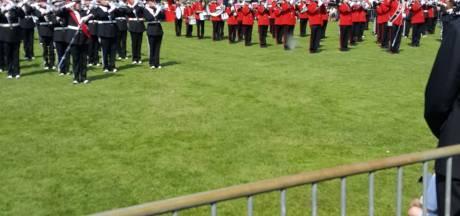 Oijense drumfanfare DIOS na 50 jaar nog springlevend