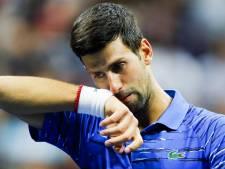 Novak Djokovic avait une chambre à oxygène pendant l'US Open