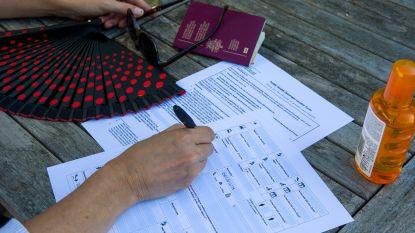 Meer dan half miljoen Passenger Locator Forms ontvangen, meldt FOD Volksgezondheid