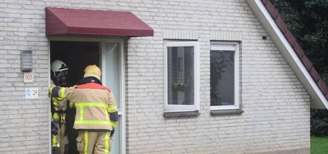Brand in sauna van vakantiehuisje bij Landal Stroombroek