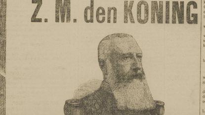Buste van Leopold II teruggevonden op enkele meters van waar ze gestolen was