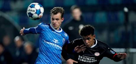 Samenvatting   FC Den Bosch - Jong PSV
