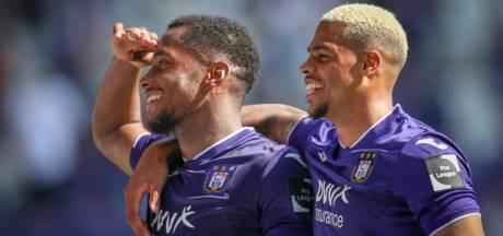 Anderlecht tient sa première victoire sous les ordres de Kompany