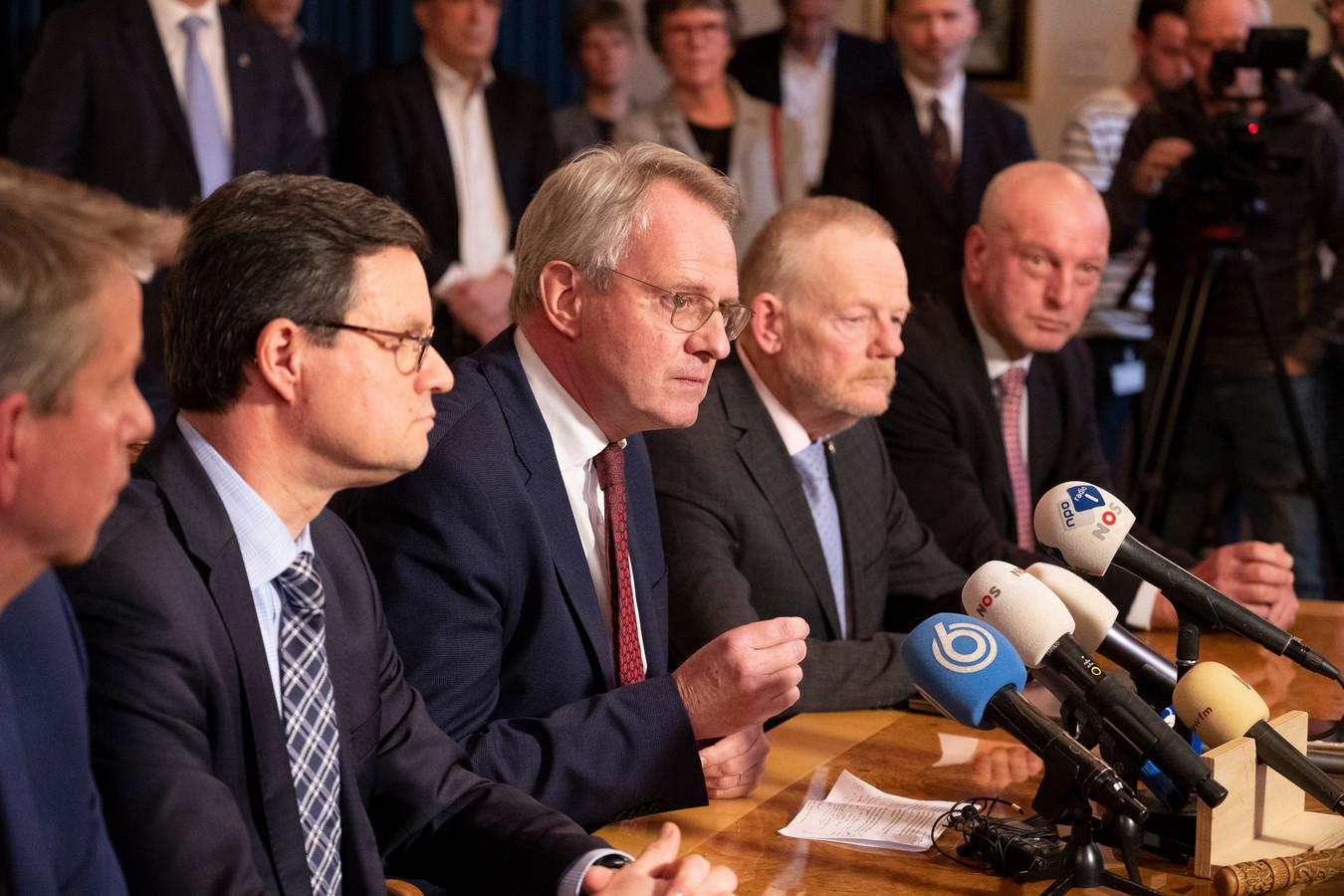 Zeeland Stelt Kabinet In Gebreke Vanwege Marinierskazerne